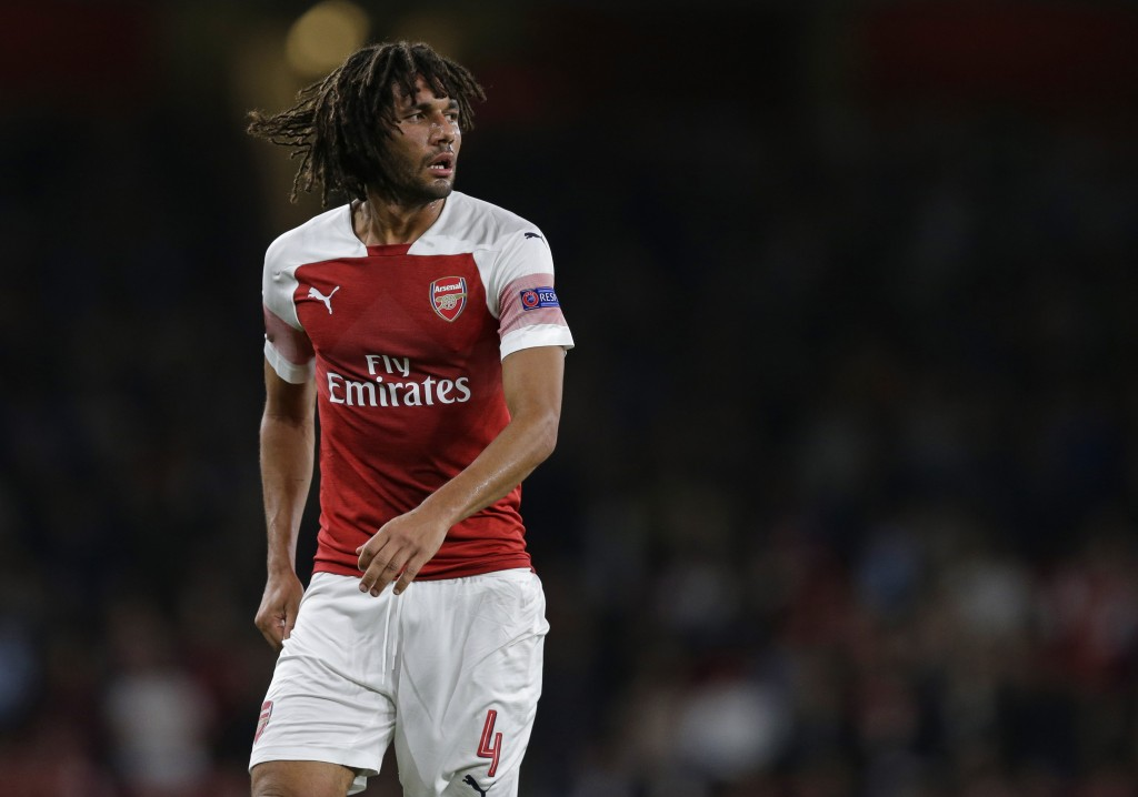 Elneny could leave Arsenal in the summer. (Photo by Henry Browne/Getty Images)