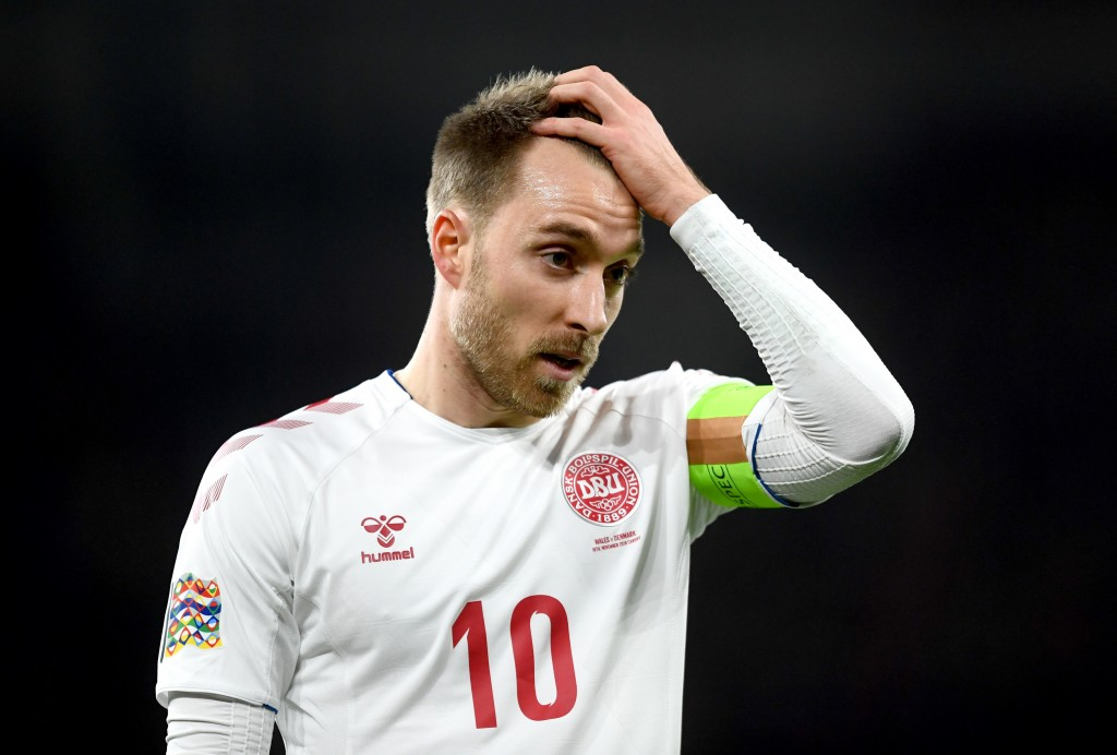 Denmark need Eriksen at their best to stand a chance against Switzerland. (Photo by Harry Trump/Getty Images)