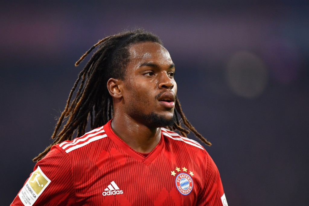 Renato Sanches has expressed his unhappiness at Bayern Munich. (Photo courtesy: AFP/Getty)