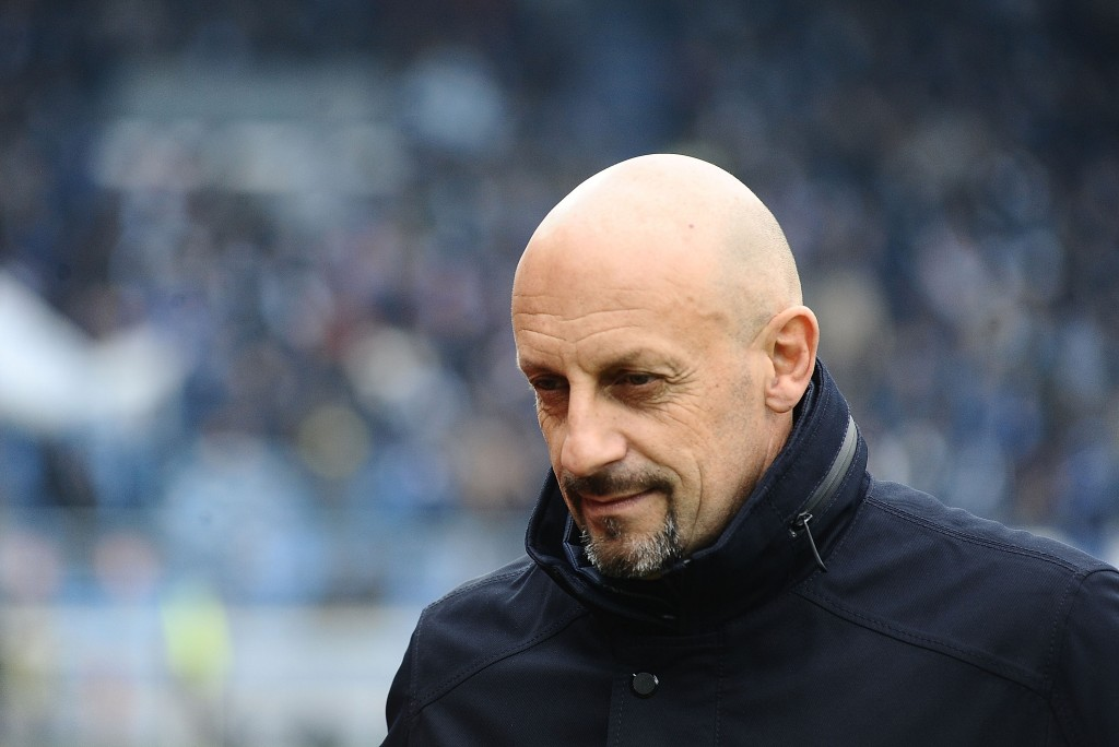 With relegation staring Chievo in the face, Domenico Di Carlo is running out of time to turn things around. (Photo by Mario Carlini / Iguana Press/Getty Images)