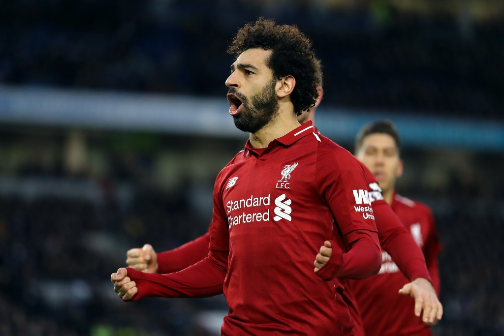 Salah has resurrected his career since leaving Chelsea and is now Liverpool's talisman. (Photo by Bryn Lennon/Getty Images)