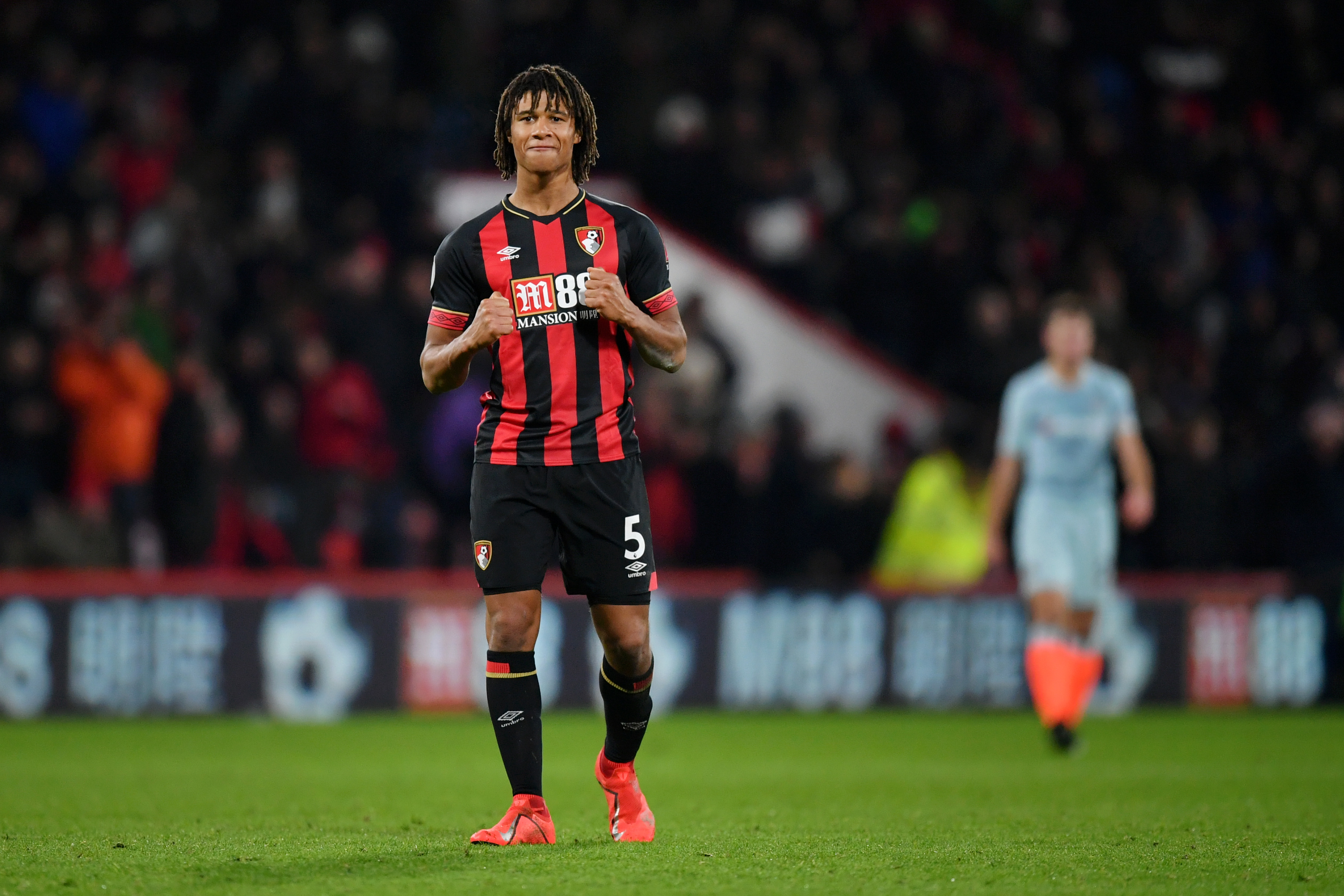Ake's in demand in the summer, with a move expected. (Photo courtesy: AFP/Getty)