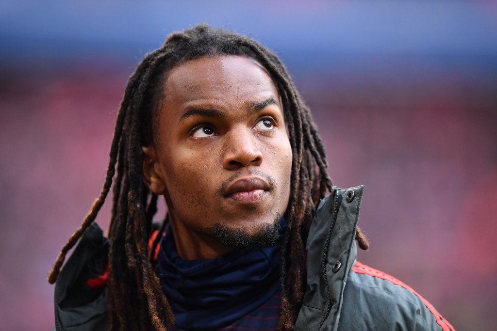 Renato Sanches will be unavailable for Lille (Photo by Sebastian Widmann/Bongarts/Getty Images)
