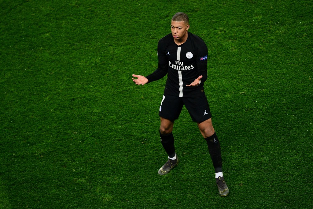What does the future hold for Mbappe? (Photo by Martin Bureau/AFP/Getty Images)