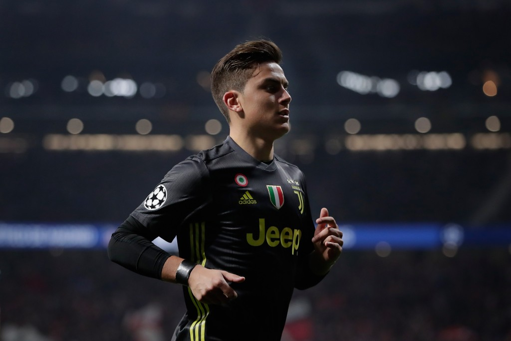 Dybala will be an ideal fit at Manchester United. (Picture Courtesy - AFP/Getty Images)