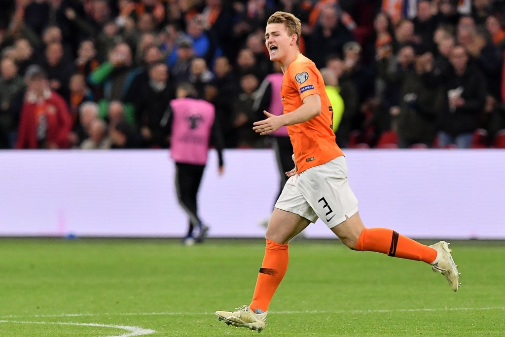 Bayern Munich are Barcelona's biggest rivals for De Ligt
