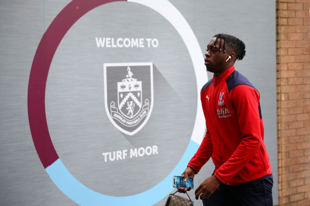 Manchester United scouts were present at Burnley to watch Wan-Bissaka. (Picture Courtesy - AFP/Getty Images)
