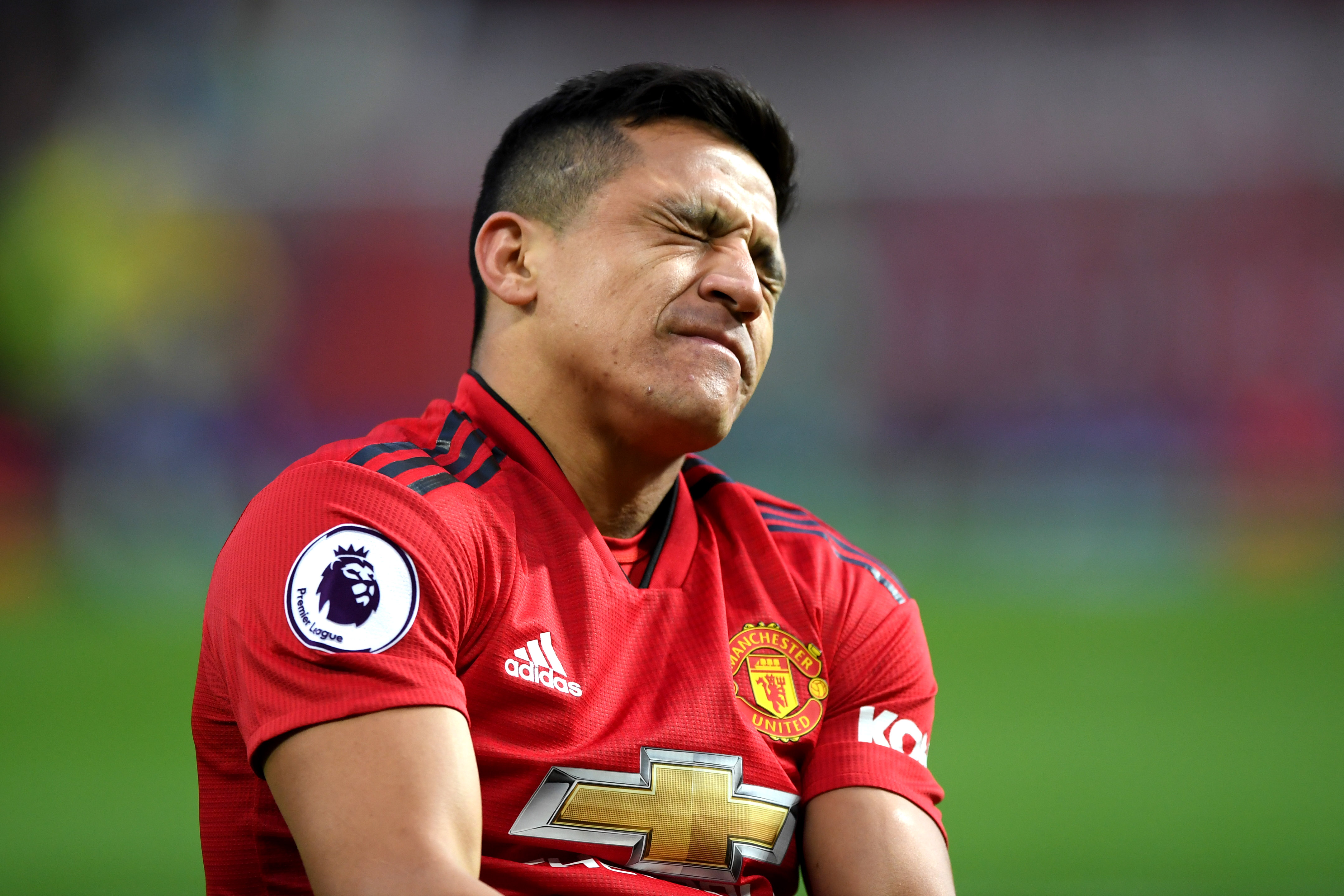 A move to Inter Milan beckons for Alexis Sanchez? (Photo courtesy: AFP/Getty)