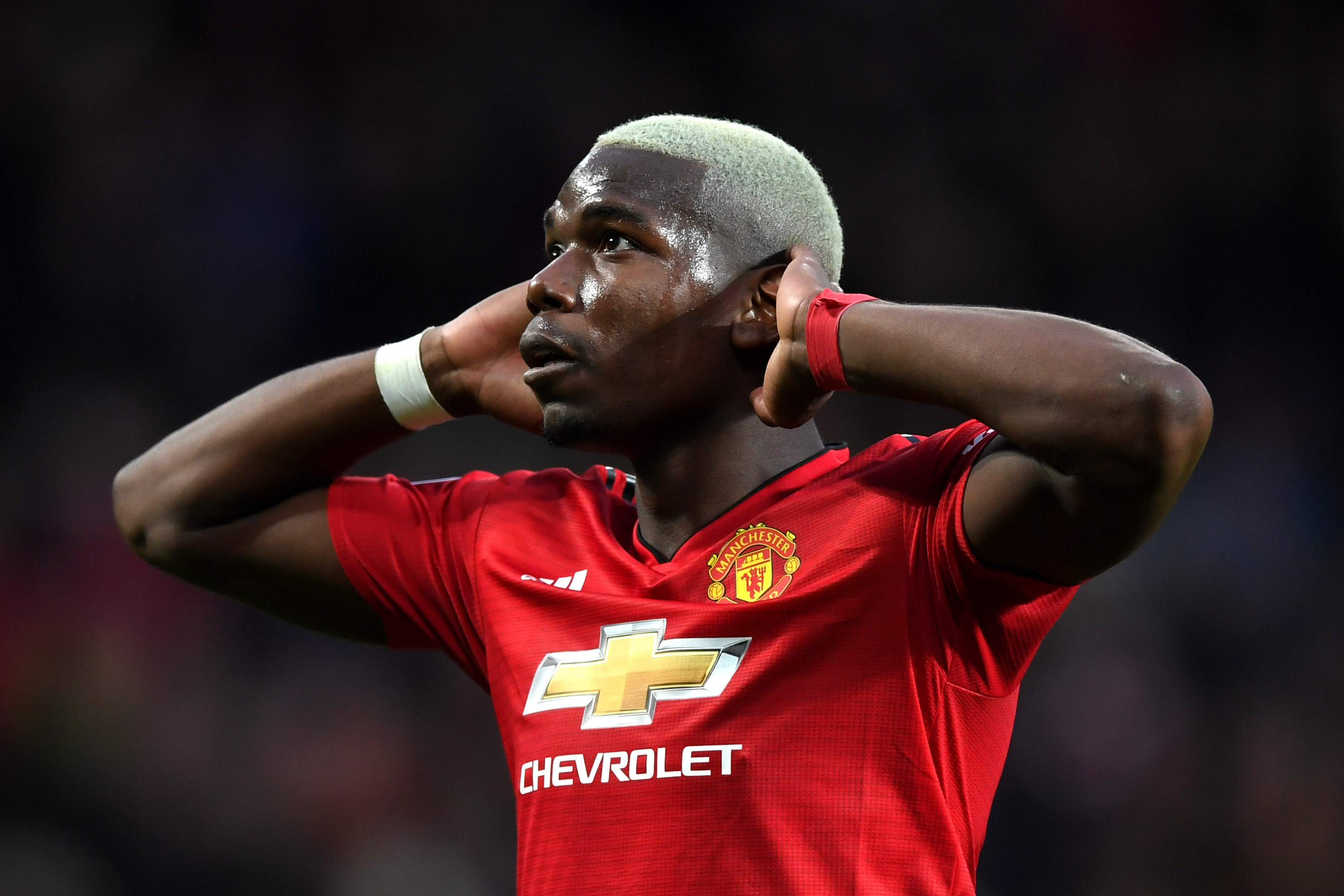 Paul Pogba has admitted playing for Real Madrid would be a dream. (Photo courtesy: AFP/Getty)