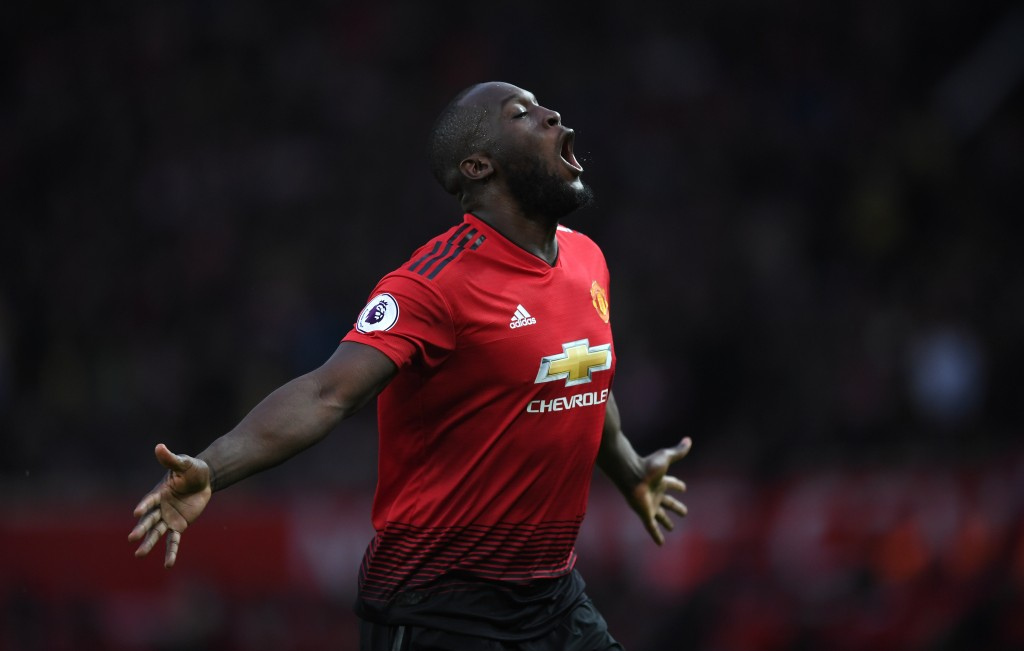 Despite an improvement in form in recent weeks, Lukaku could be on his way out of Manchester United. (Photo by Shaun Botterill/Getty Images)