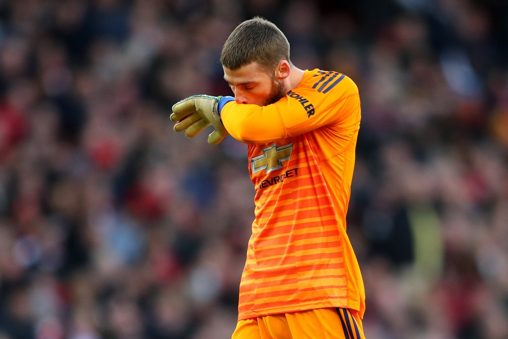 Will De Gea leave Manchester United for PSG? (Picture Courtesy - AFP/Getty Images)