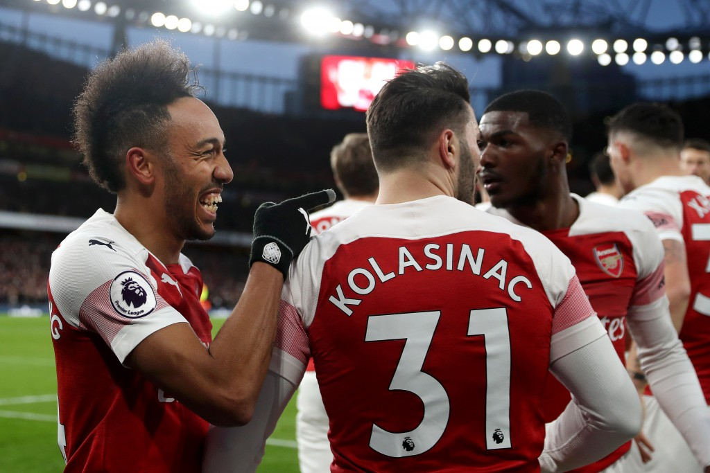 Arsenal have an easier run in than their top four rivals. (Photo by Julian Finney/Getty Images)