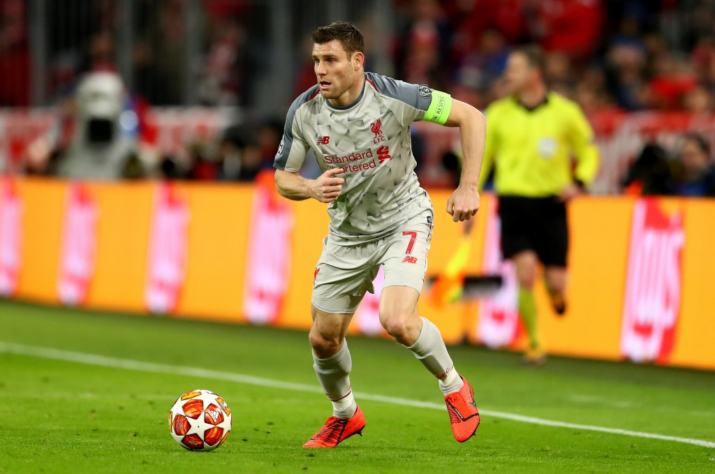Liverpool's assist king (Photo by Lars Baron/Bongarts/Getty Images)
