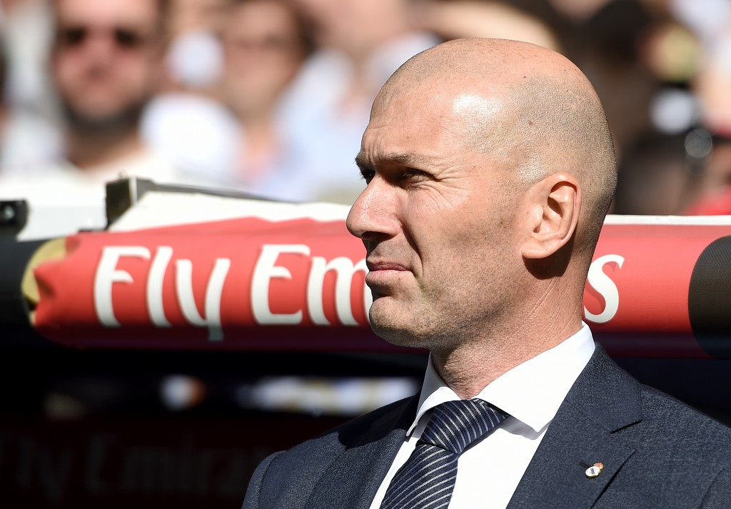 Zidane's return to the Madrid dugout could attract many top stars to the Bernabeu. (Photo by Denis Doyle/Getty Images)