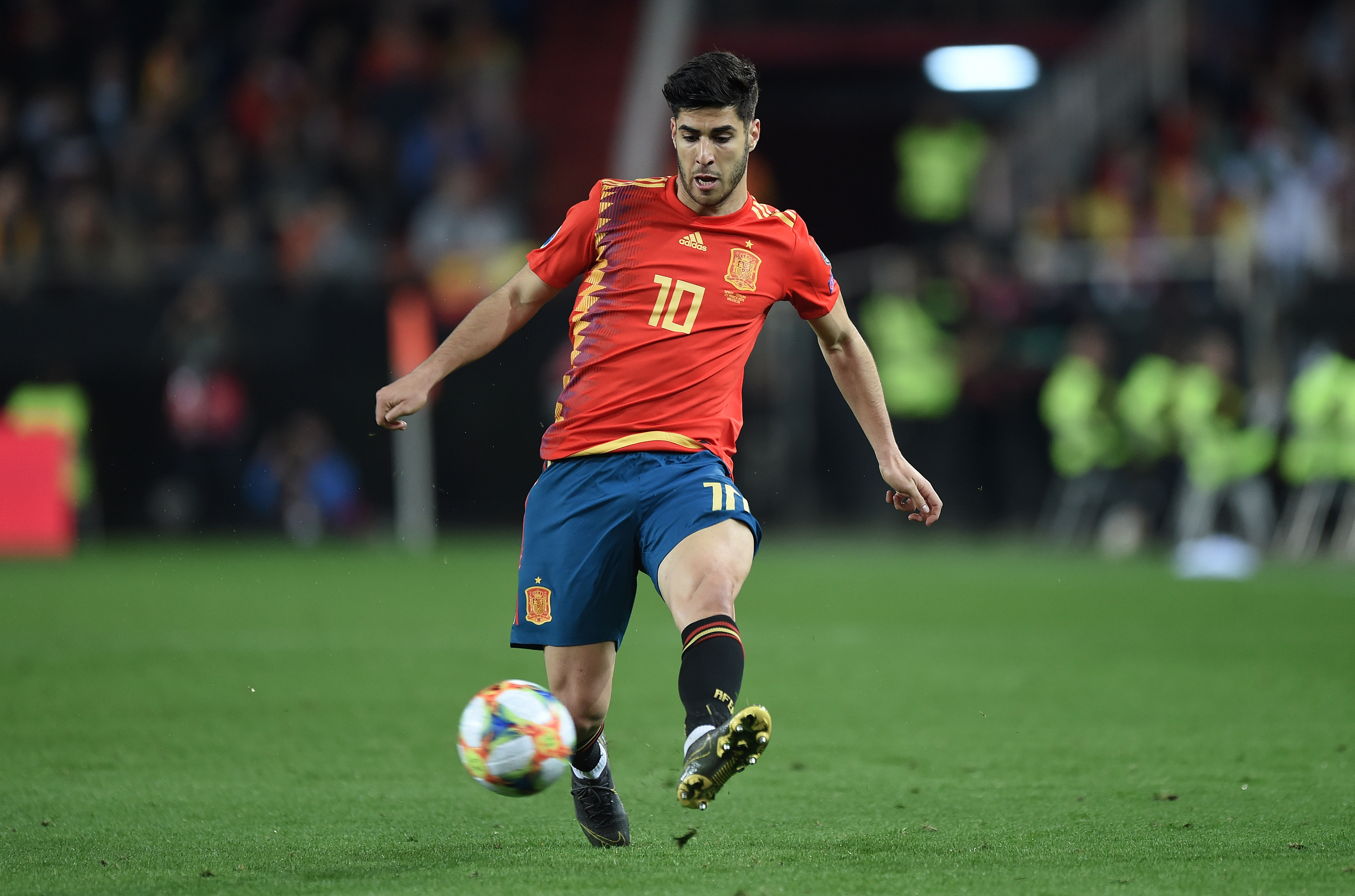 Asensio has struggled for form in recent times (Photo by Denis Doyle/Getty Images)
