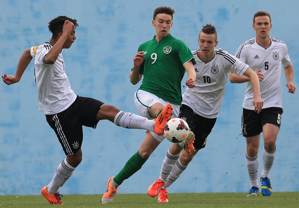 The Irish youngster could soon leave Liverpool. (Picture Courtesy - AFP/Getty Images)