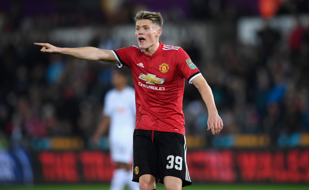 The exposure and criticism also played a huge role in shaping McTominay up for what he is starting to become today. (Picture Courtesy - AFP/Getty Images)