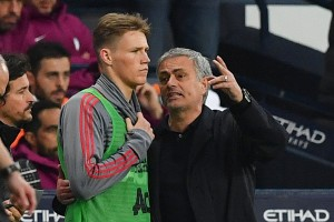 Scott McTominay is finally starting to repay the faith shown in him by Jose Mourinho