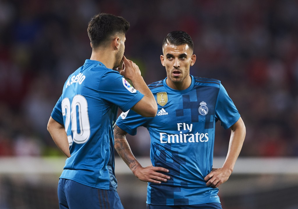 One in and one out at Arsenal? (Photo by Aitor Alcalde/Getty Images)