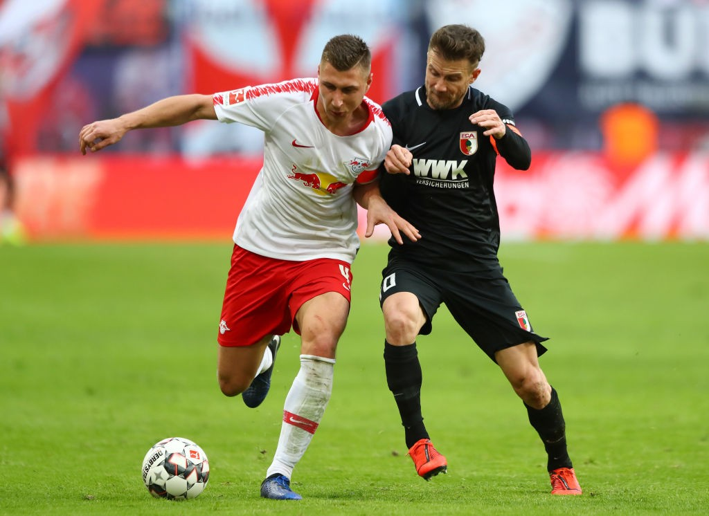 Willi Orban could be a great buy for any top club across the Premier League or Europe. (Photo courtesy: AFP/Getty)