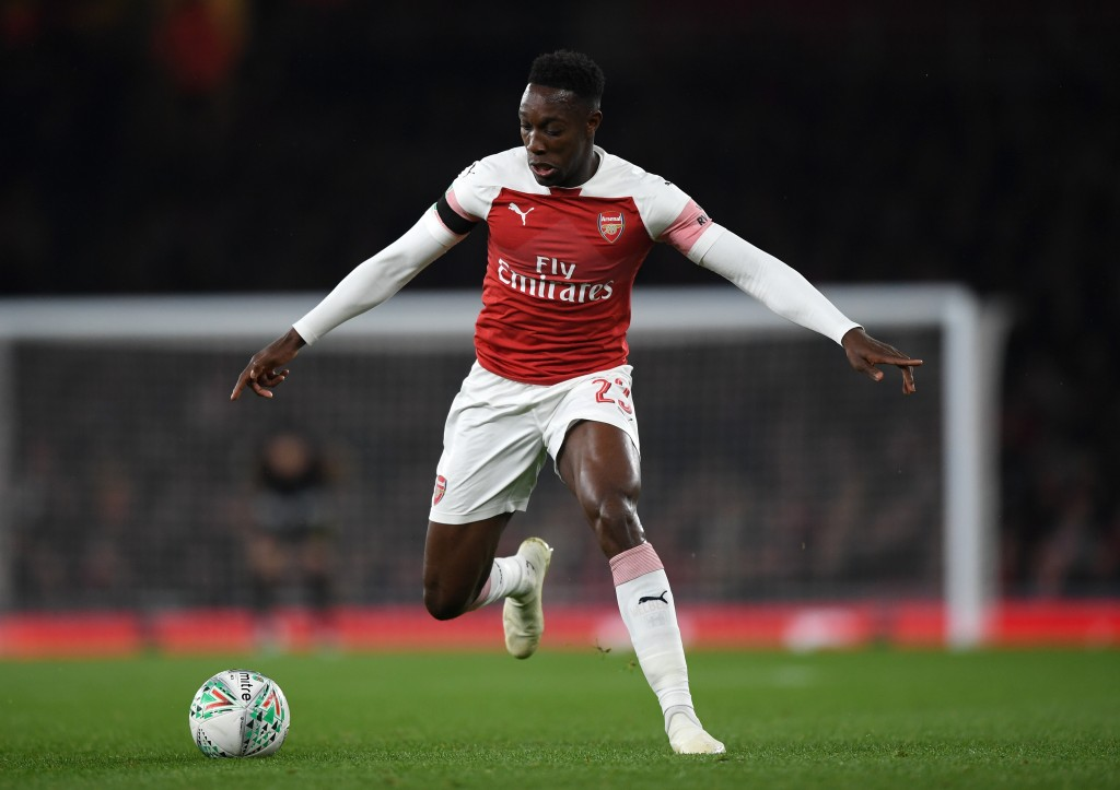 Danny Welbeck might leave on a free at the end of the season. (Photo by Shaun Botterill/Getty Images)