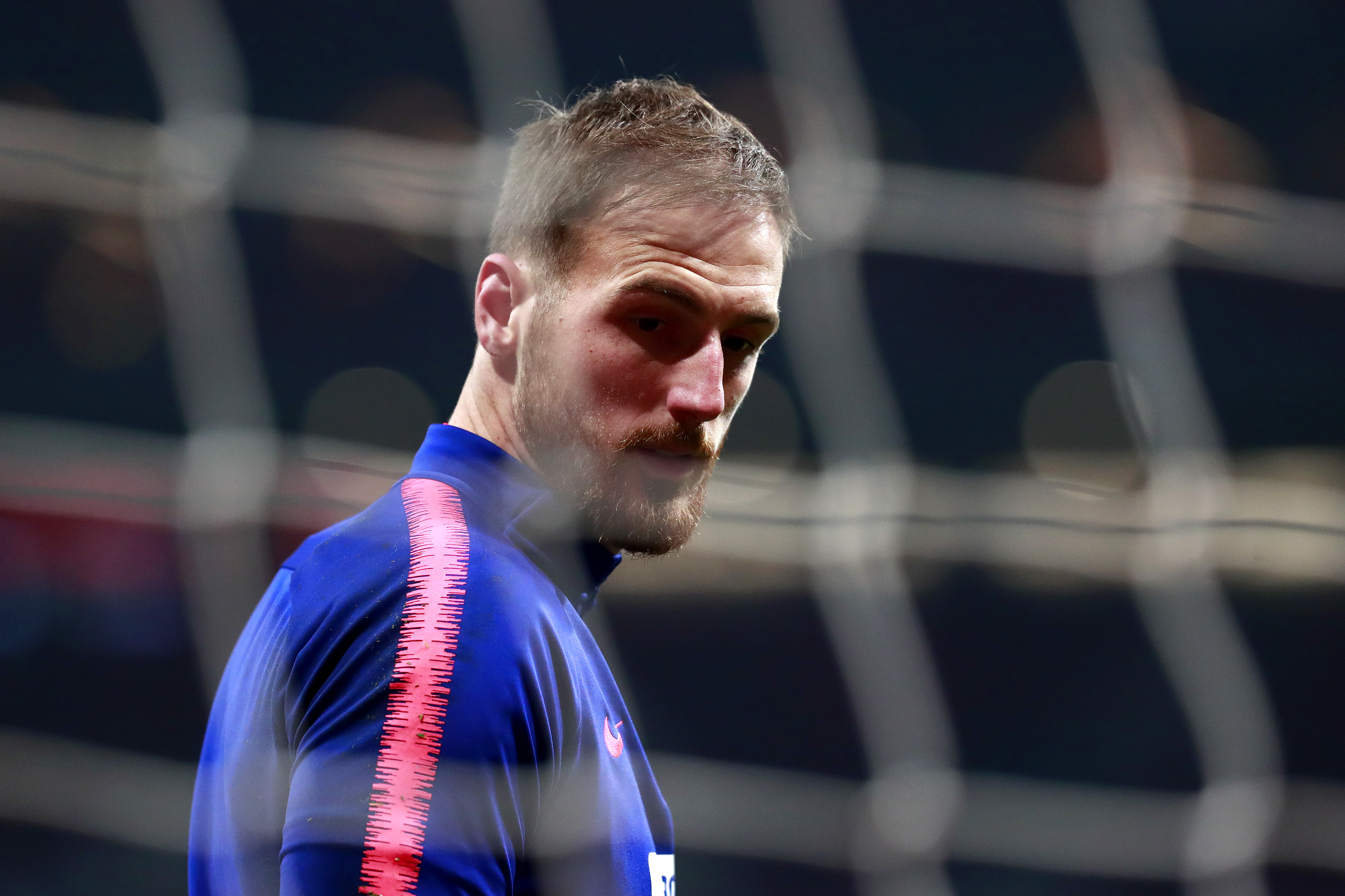 Will Oblak put in another insane shift vs Barcelona? (Photo by Gonzalo Arroyo Moreno/Getty Images)