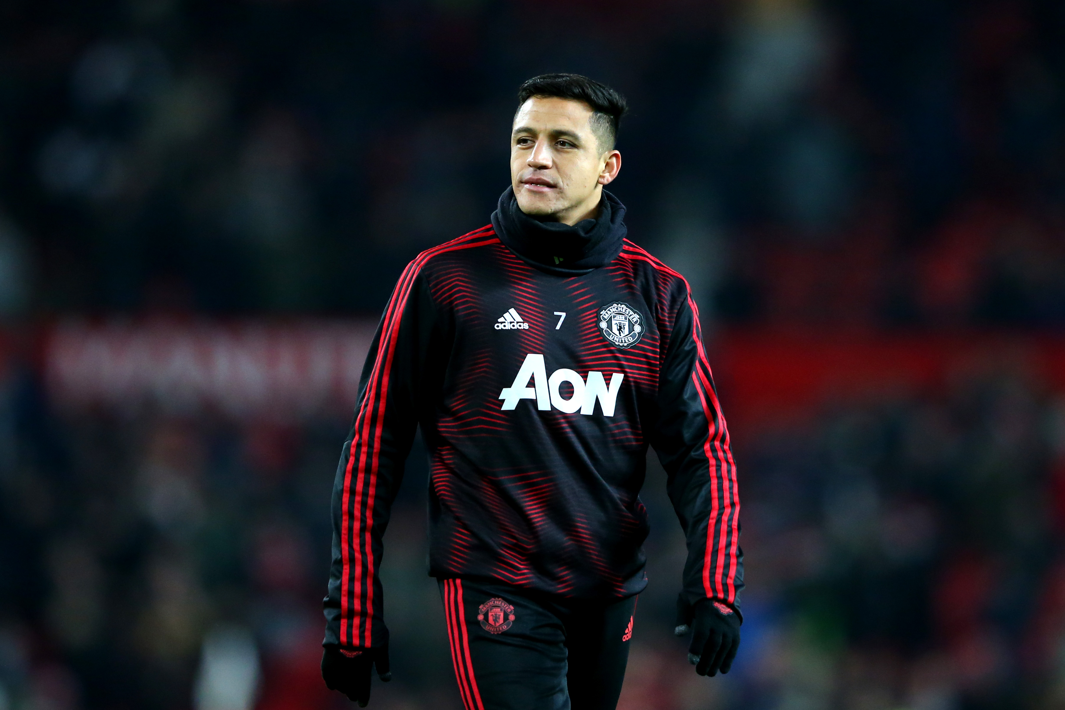 Will Alexis Sanchez spend time with the reserves or move away from Man Utd? (Photo by Alex Livesey/Getty Images)