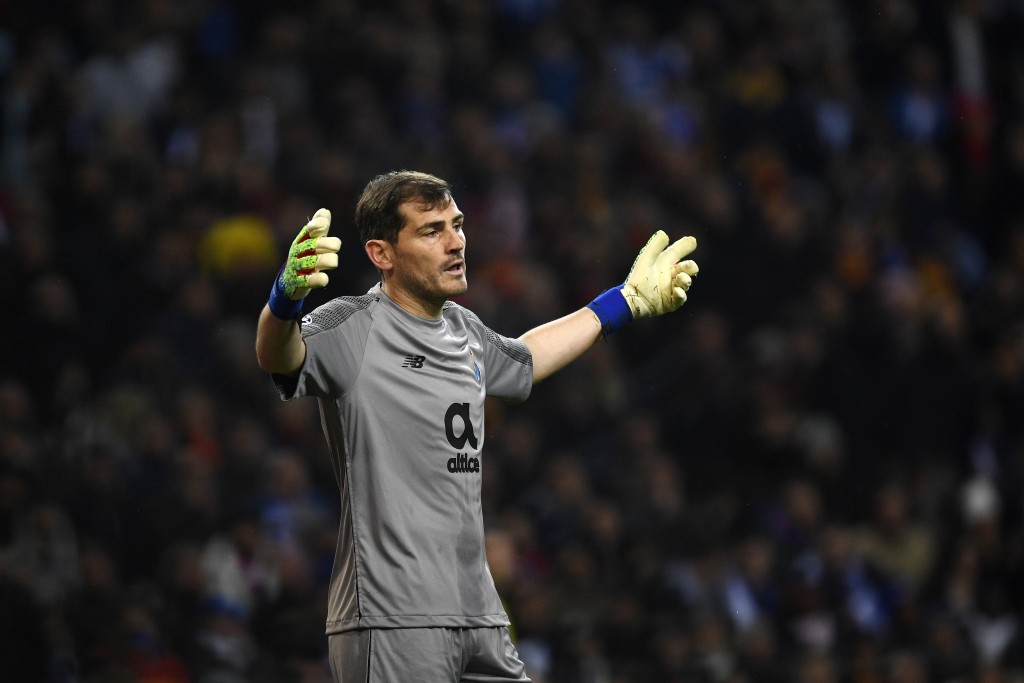 Casillas has to be colossal. (Picture Courtesy - AFP/Getty Images)