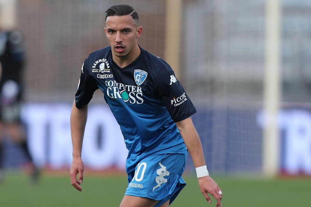 Arsenal have a buyback option on Bennacer's contract with Empoli. (Photo by Gabriele Maltinti/Getty Images)