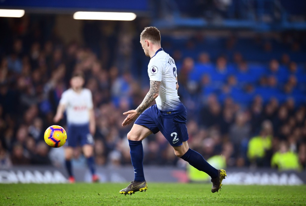 The ball is in Trippier's court now. (Picture Courtesy - AFP/Getty Images)