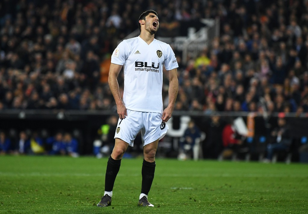 Time to step up for Guedes (Photo by David Ramos/Getty Images)