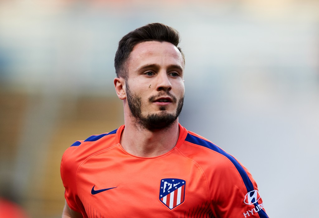 Could Saul Niguez be the latest Atletico Madrid player to make his way to Camp Nou? (Photo by Juan Manuel Serrano Arce/Getty Images)
