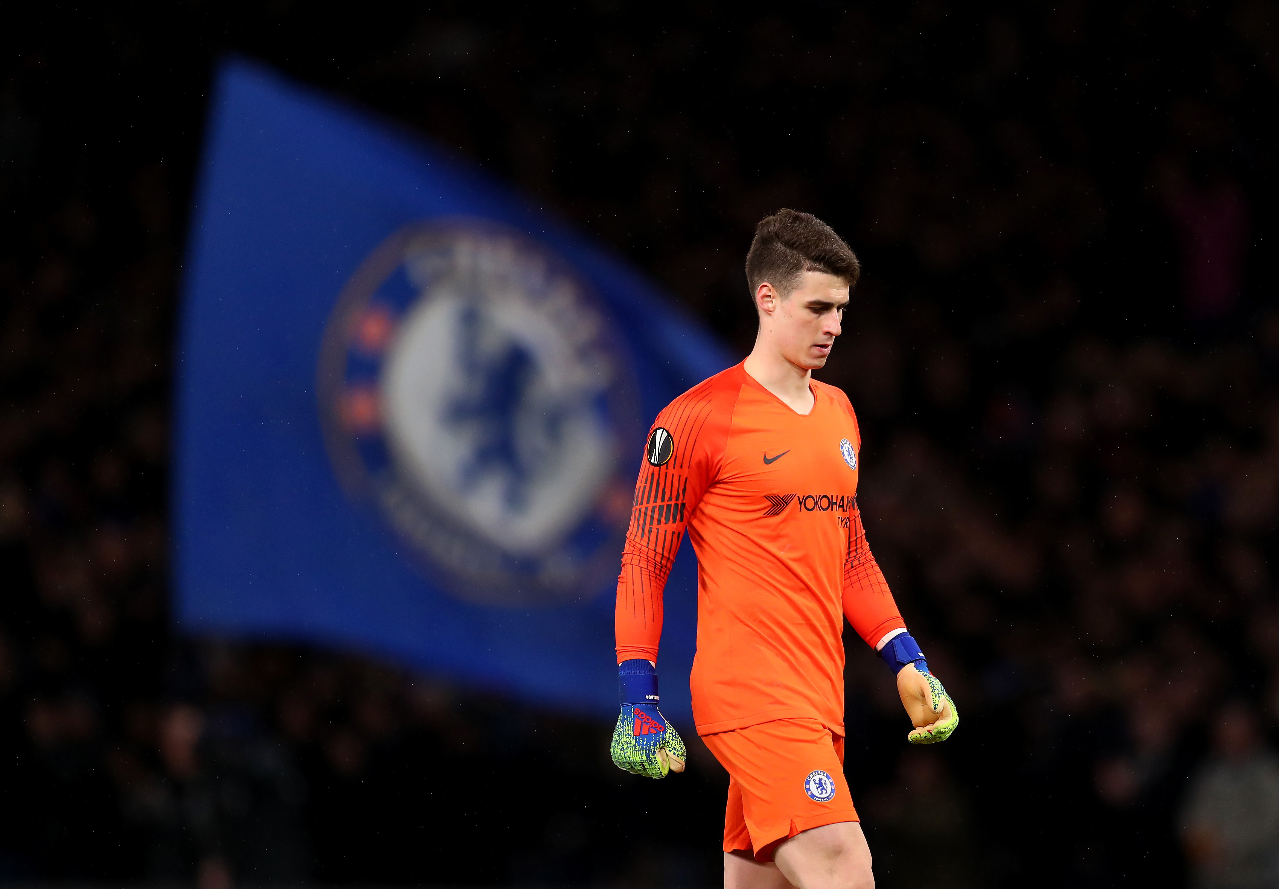 What does the future hold for Kepa Arrizabalaga at Chelsea? (Photo by Catherine Ivill/Getty Images)