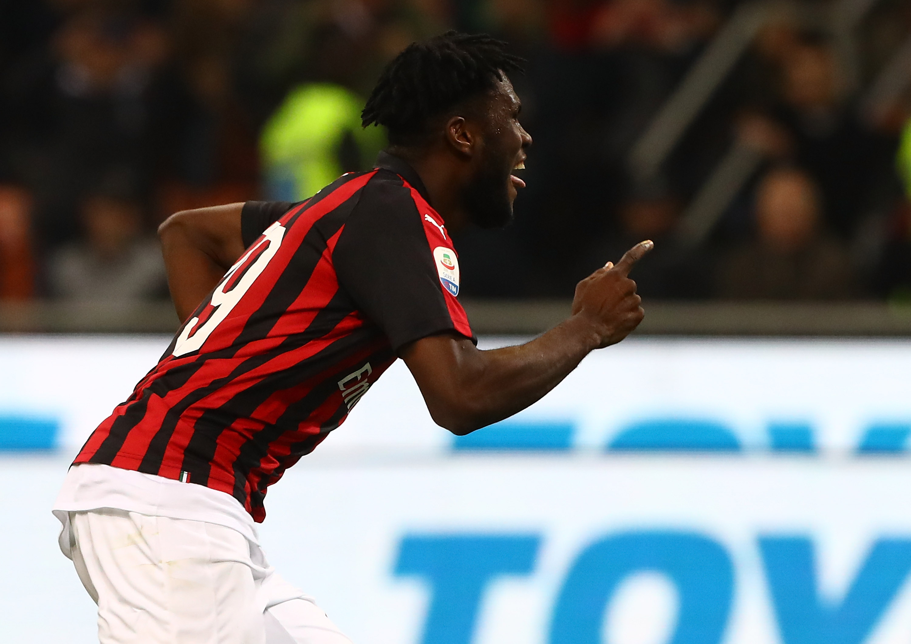 Kessie is a free agent next summer. (Photo courtesy: AFP/Getty)