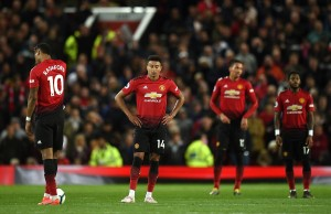 Manchester United Player Ratings vs Manchester City: Second half capitulation results in third successive defeat