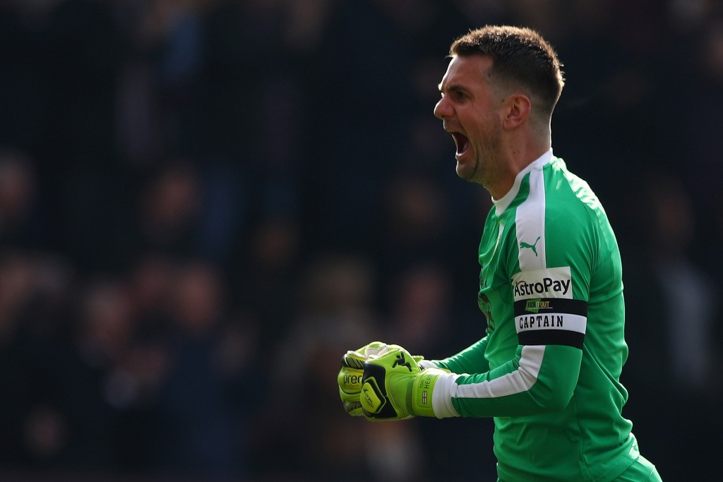 Can Heaton do the unthinkable one more time? (Photo by Matthew Lewis/Getty Images)