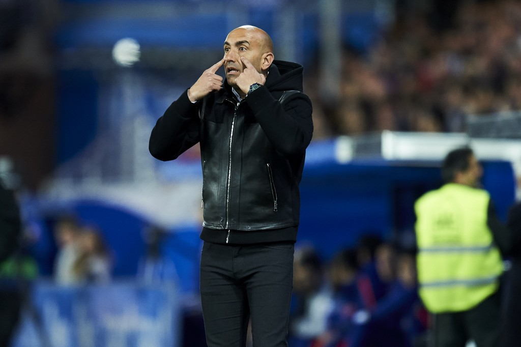 Will Abelardo be able to inspire his side to do the unthinkable? (Photo by Juan Manuel Serrano Arce/Getty Images)