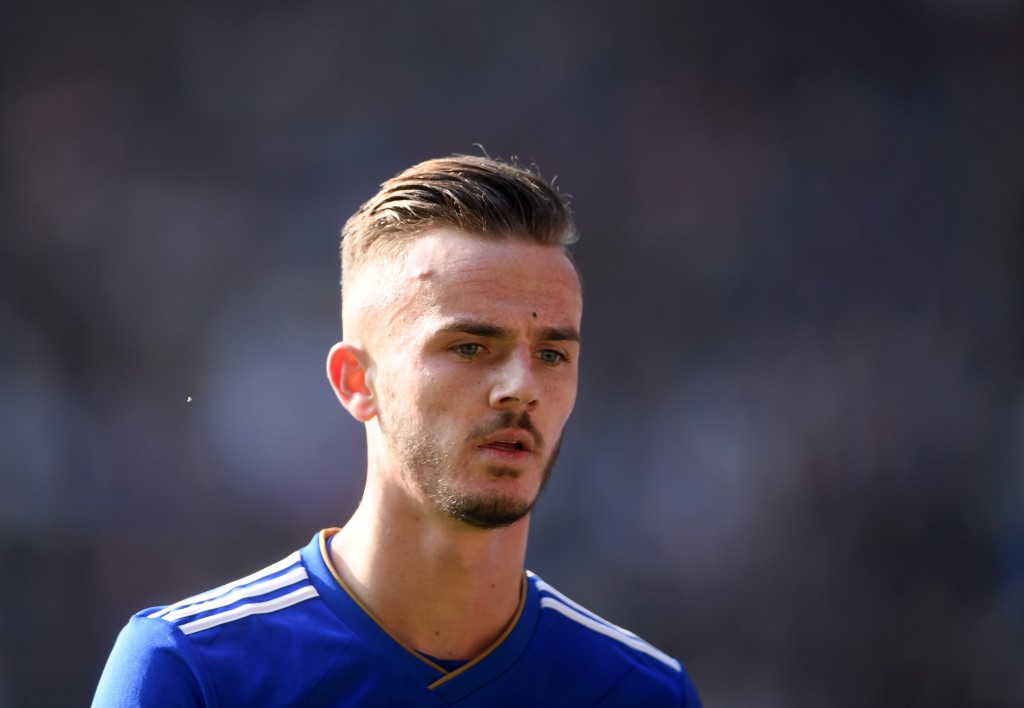 Can Maddison continue his good form under Rodgers next season? (Photo by Laurence Griffiths/Getty Images)