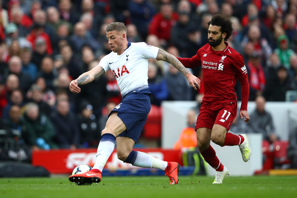 Alderweireld to Liverpool? A good idea according to Steve Nicol (Photo by Clive Brunskill/Getty Images)