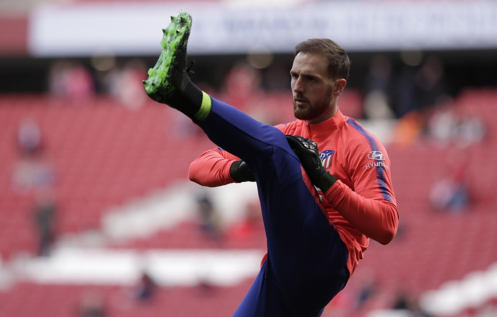 Oblak set to prolong his stay at Atletico Madrid (Photo by Gonzalo Arroyo Moreno/Getty Images)