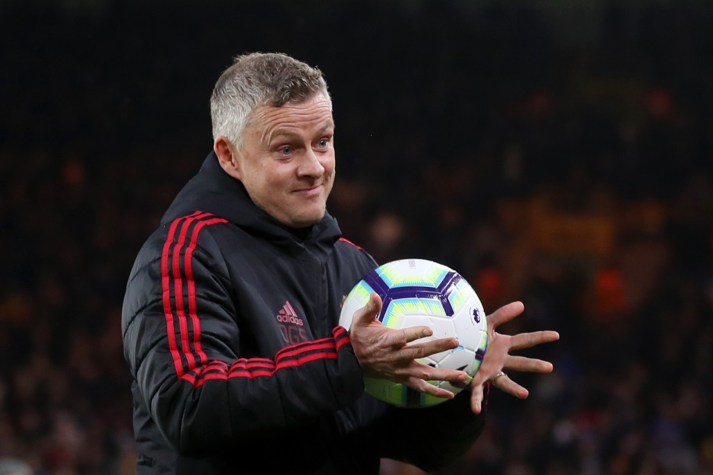 The ball in Solskjaer's court as far as the future of eight players are concerned. (Photo by Catherine Ivill/Getty Images)