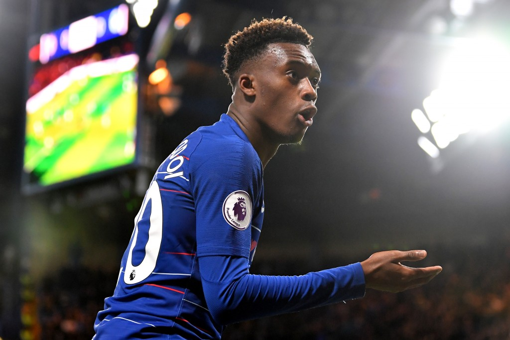 Will Manchester United make their move for Callum Hudson-Odoi? (Photo by Justin Setterfield/Getty Images)