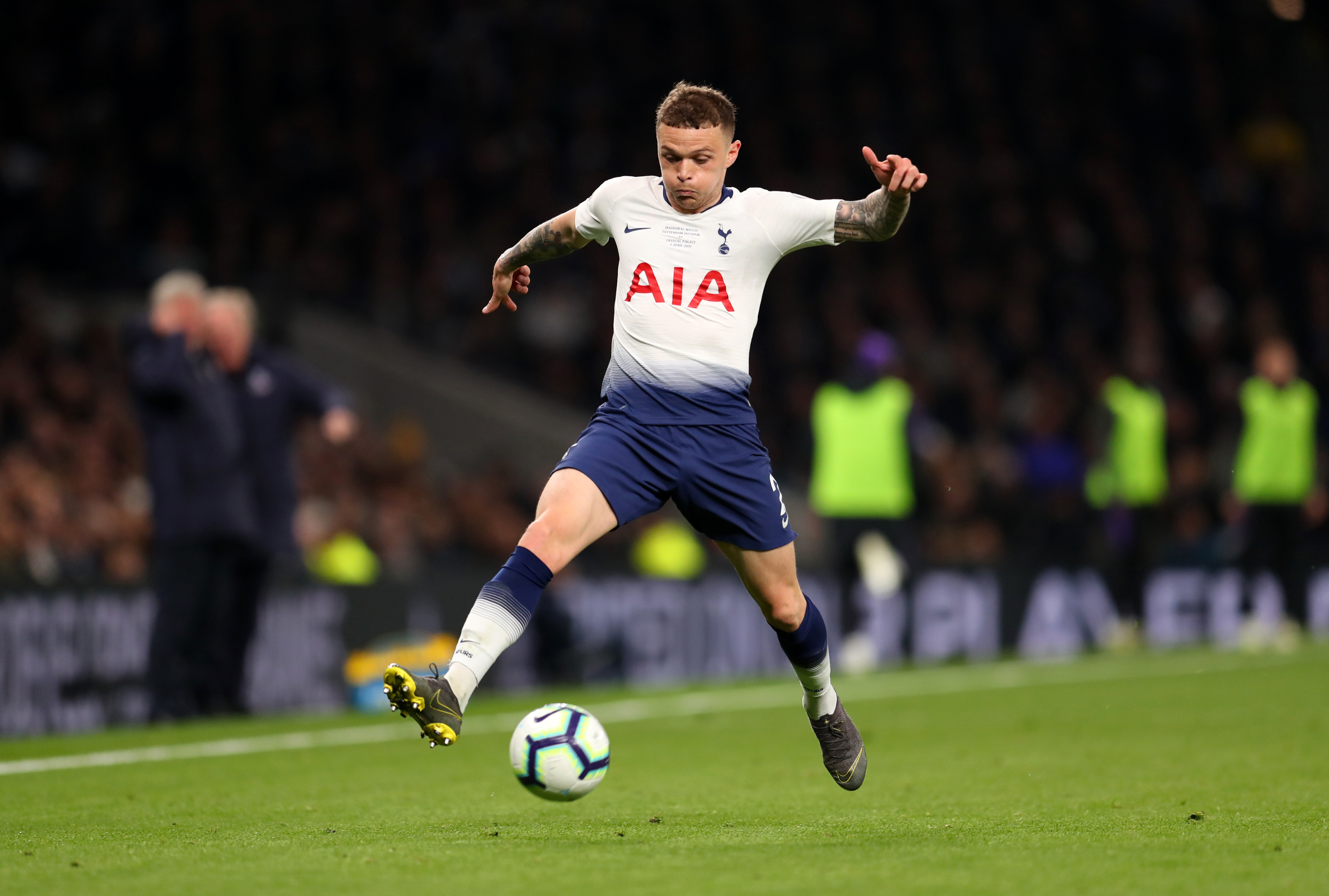 Manchester United hold the edge over Arsenal in the race to land Atletico Madrid star Kieran Trippier
