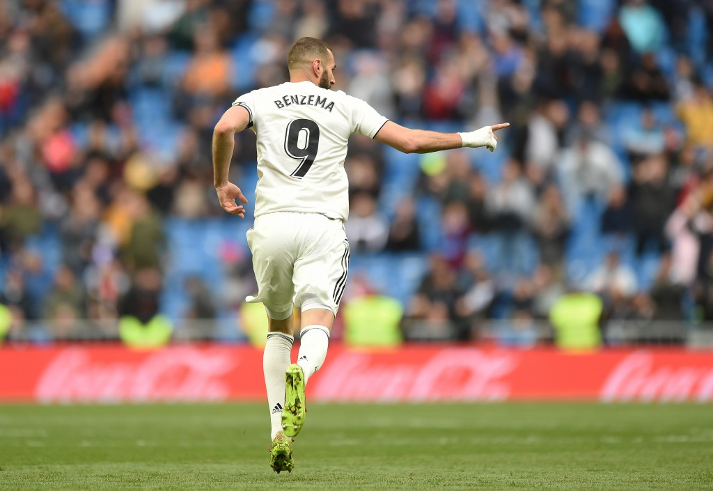 Is Benzema set to see his role reduced? (Photo by Denis Doyle/Getty Images)