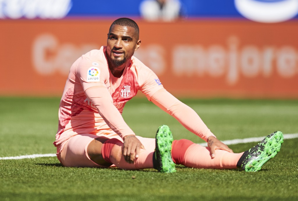 Forgettable outing for Boateng (Photo by Juan Manuel Serrano Arce/Getty Images)