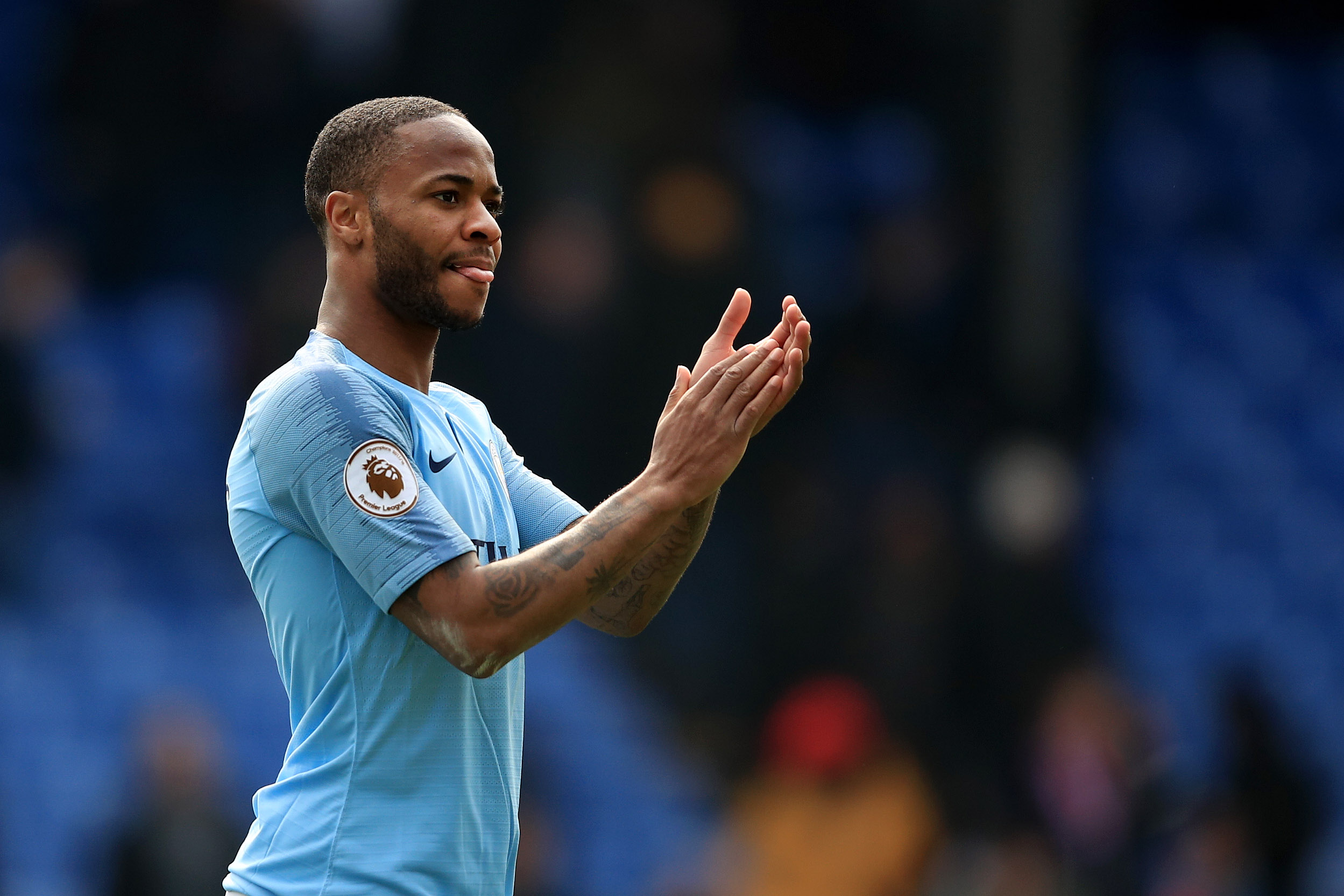 City got full value of Raheem Sterling this season. (Photo courtesy: AFP/Getty)
