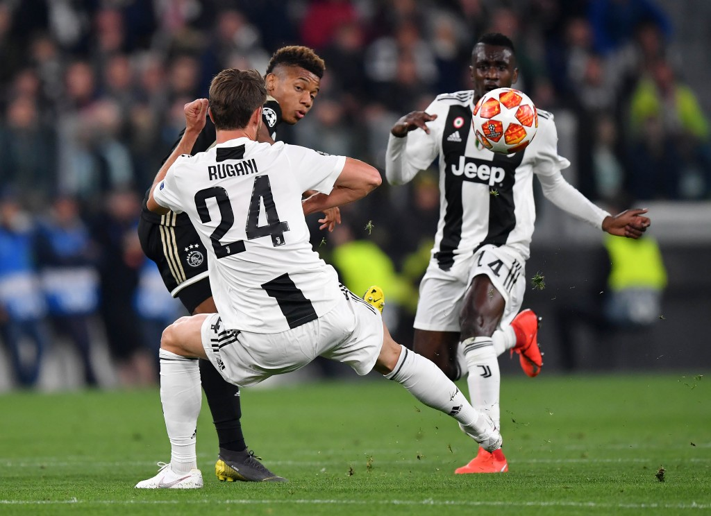 Massimiliano Allegri hopes Champions League elimination will not dilute Serie A celebrations