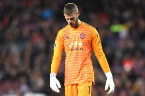 Can Manchester United gamble with an in-house replacement for David de Gea?
