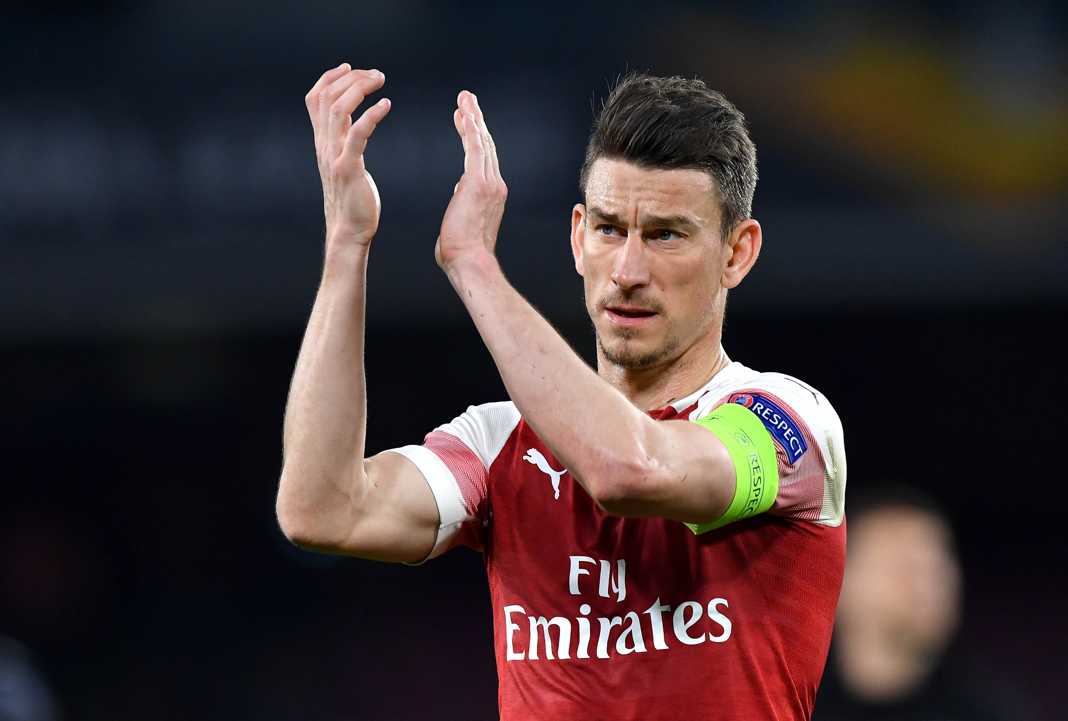 Koscielny is redifining age with his performances. (Photo courtesy: AFP/Getty)