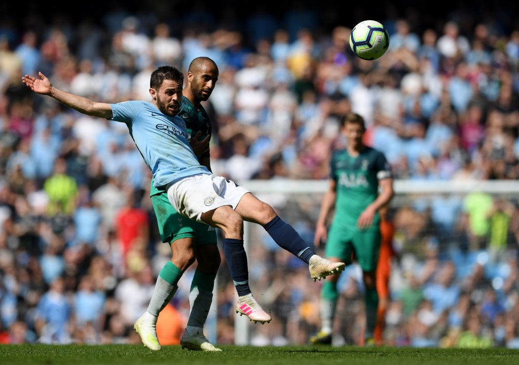 Manchester City's MVP (Photo by Shaun Botterill/Getty Images)